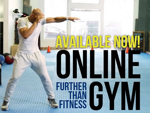 Further Than Fitness Online Gym