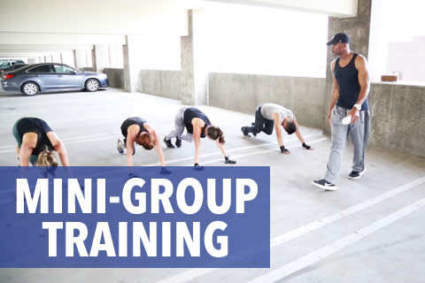 Mini Group Training Further Than Fitness