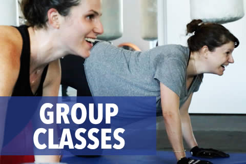 Group Classes - FTF